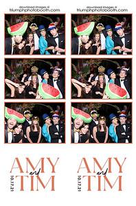 10/17/21 - Amy & Tim Wedding