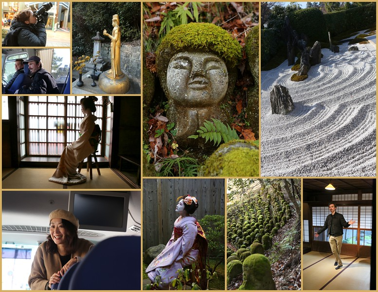 Day 6, Jan 10 Fri.: Kyoto - of Temples and Geishas