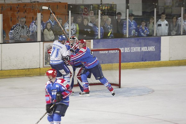 Blaze v Edinburgh Capitals - 30/10/2005
