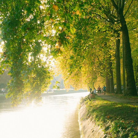 From Min - Mùa thu tại Lille