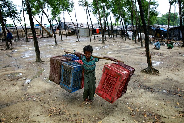 016-Child Labour, Leda, Teknaf