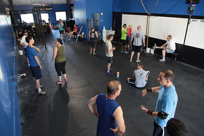 MURPH 2013 CrossFit Harford