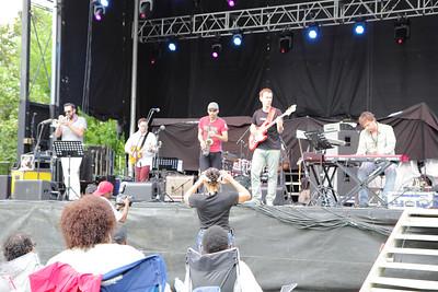 2014 Richmond Jazz Festival - Down to the Bone