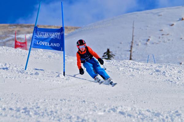 2-23-14 YSL Combi at Loveland - Run #2
