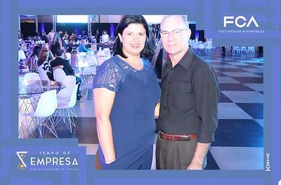 FCA Tempo de empresa 2019 - 2