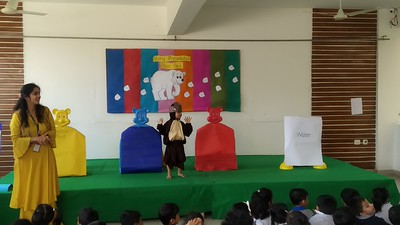 Story Presentation by Snoopys of CNur A - 'Polar Bear'