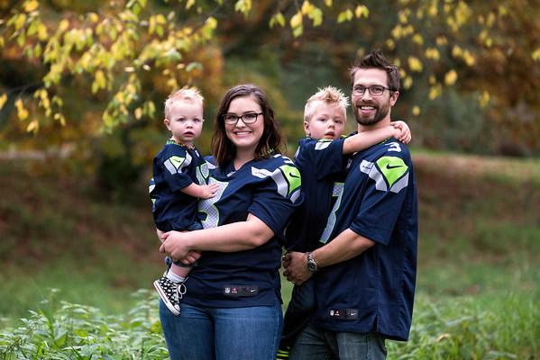2015 Fall Family {Portraits}