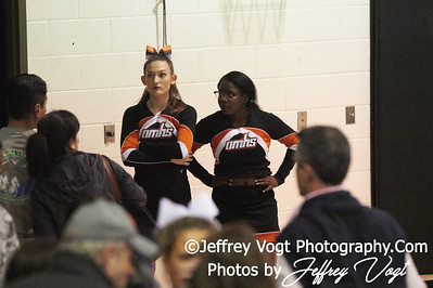10-13-2018 Oakland Mills High School Varsity Cheerleading at the Walt Whitman 4th Annual Cheerleading Competition, Photos by Jeffrey Vogt Photography