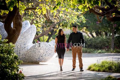 Daniel y Evelyn