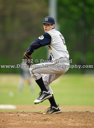 5/3/2012 - Freshman Baseball - Braintree vs Needham
