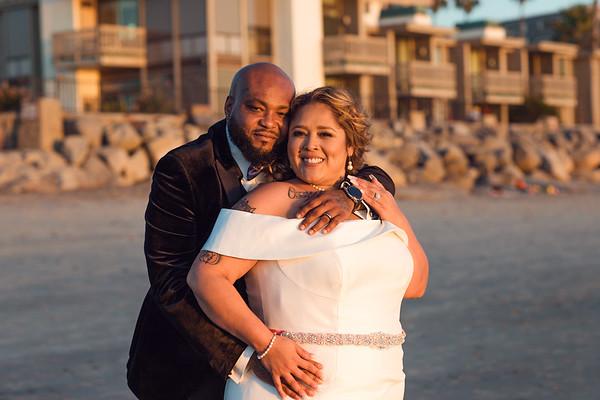 OSS Oceanside Wedding