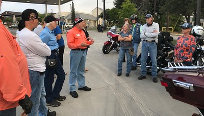 2018-07-28 JUL Chapter Ride 'Caverns of Sonora'