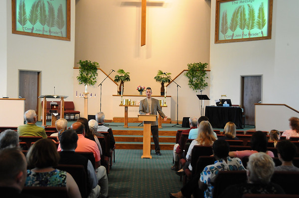 April 13th, 2014 Worship Service - Palm Sunday