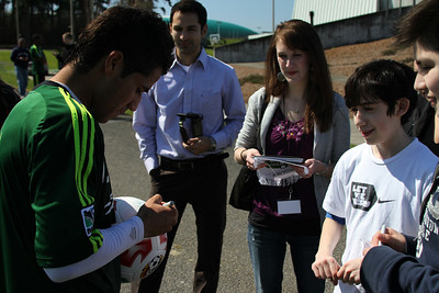 Timbers Outreach