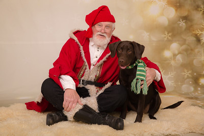 Sullivan Vet Santa Event