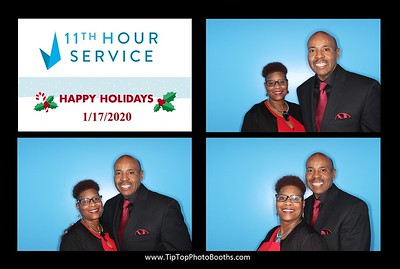 11th Hour Service Holiday Party