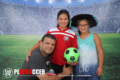 AYSO Soccerfest 2019