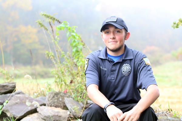 Ryan S Senior Portrait