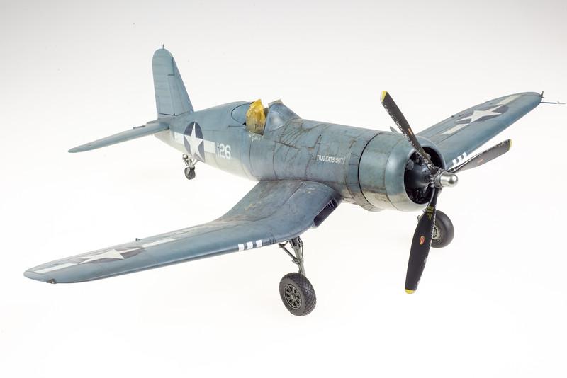 Tamiya F4U-1 Corsair 12-27-14-2.jpg
