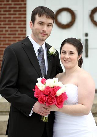 Nulty/Parrott Wedding