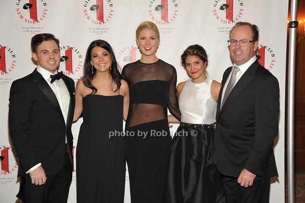 Bill Slattery jr., Kaitlyn Slattery, Tory Harrison,Marisa Graniela, William Slattery