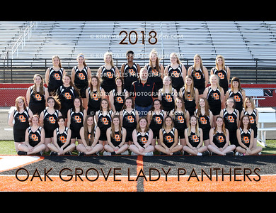 2018 OGHS Track and Field