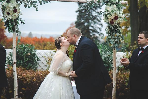 Margaret & Bryan's Wedding