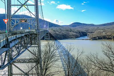 3-14-2021 Jumper, Bear Mt Bridge