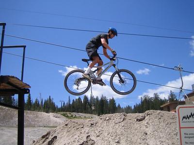Mammoth MTB Trip 2009