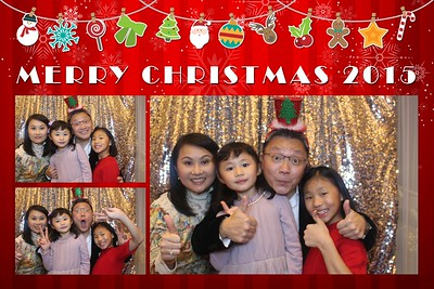 Merry Christmas with the Lit's 24 Dec 2015