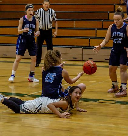 Set eight: Girls Varsity Basketball v Sultan 12/14/2018