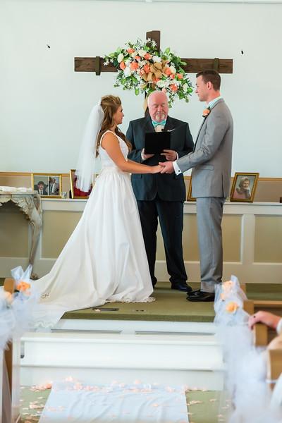 Allison and Jeremy - Ceremony