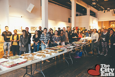 The City Eats and 111 Minna - Gobble Gobble Give 2018