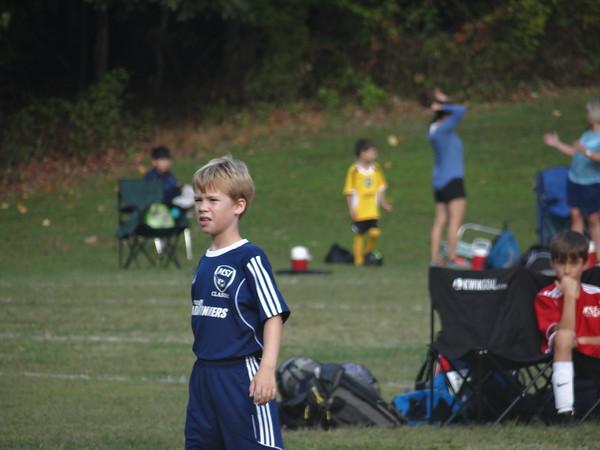 Saturday Soccer - 9/21/2013
