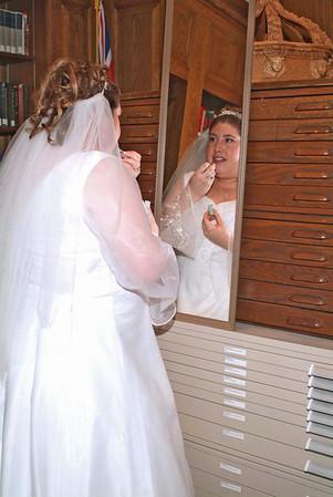 Gabby and Trevor Wedding