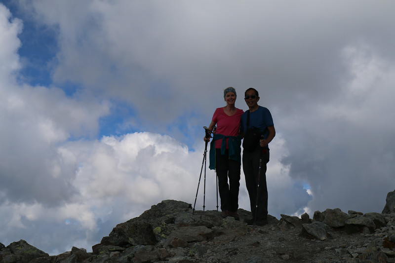 Top of Munt Pers