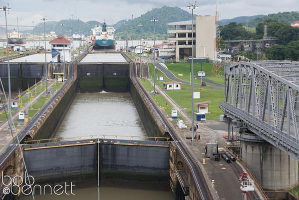 October 7-Panama Canal Photos