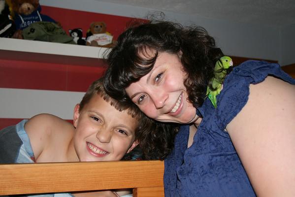 Bedtime Fun - June 2, 09