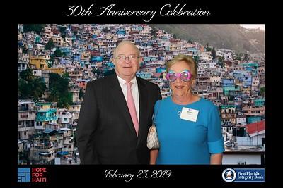Hope for Haiti 30th Anniversary Gala 2019
