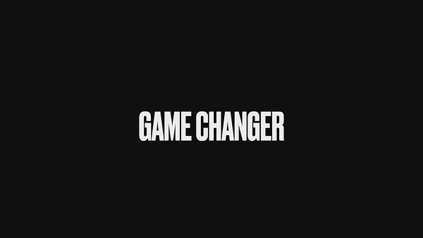 Game Changer Promo Video