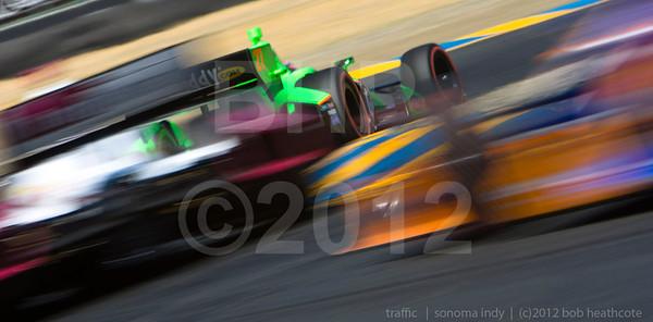 2012 GoPro IndyCar Grand Prix of Sonoma