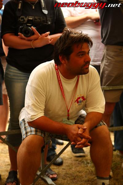 Race director Max 2009 Euro B