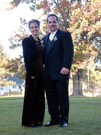 Cris & Micki's Wedding 2001