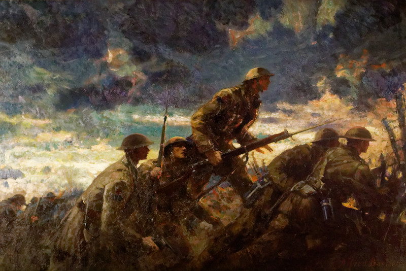 World War I Art - Artist Unknown