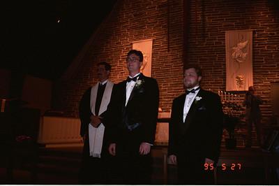 Saul & Julie Wedding - 1995