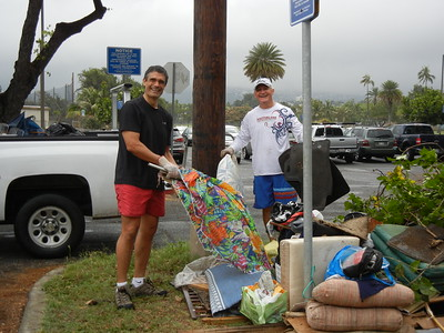 2014 Cleaning Up the Ala Wai 4-2014