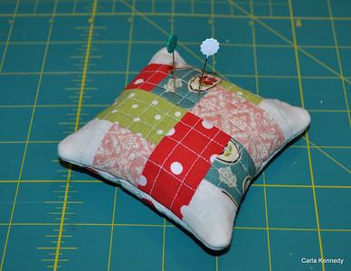 2014 01-04 Pin Cushion From Sandy B