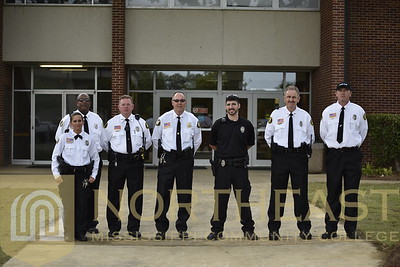 2015-05-14 POLICE Campus Police Group Photo
