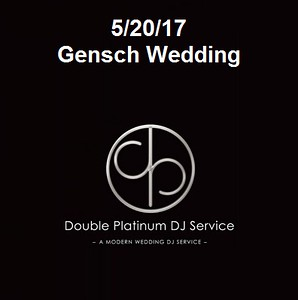 5/20/17 Dustin & Hilary Gensch