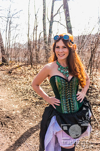{{.Celtic Steam Punk. With Ginger Corsetta.}}
